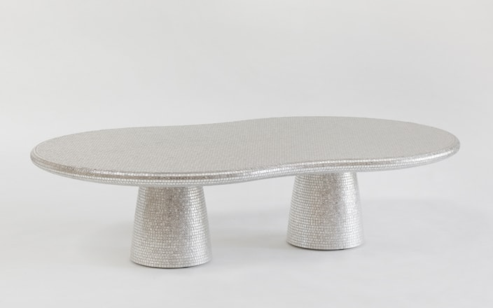 Alessandro Mendini Assisi Coffee Table