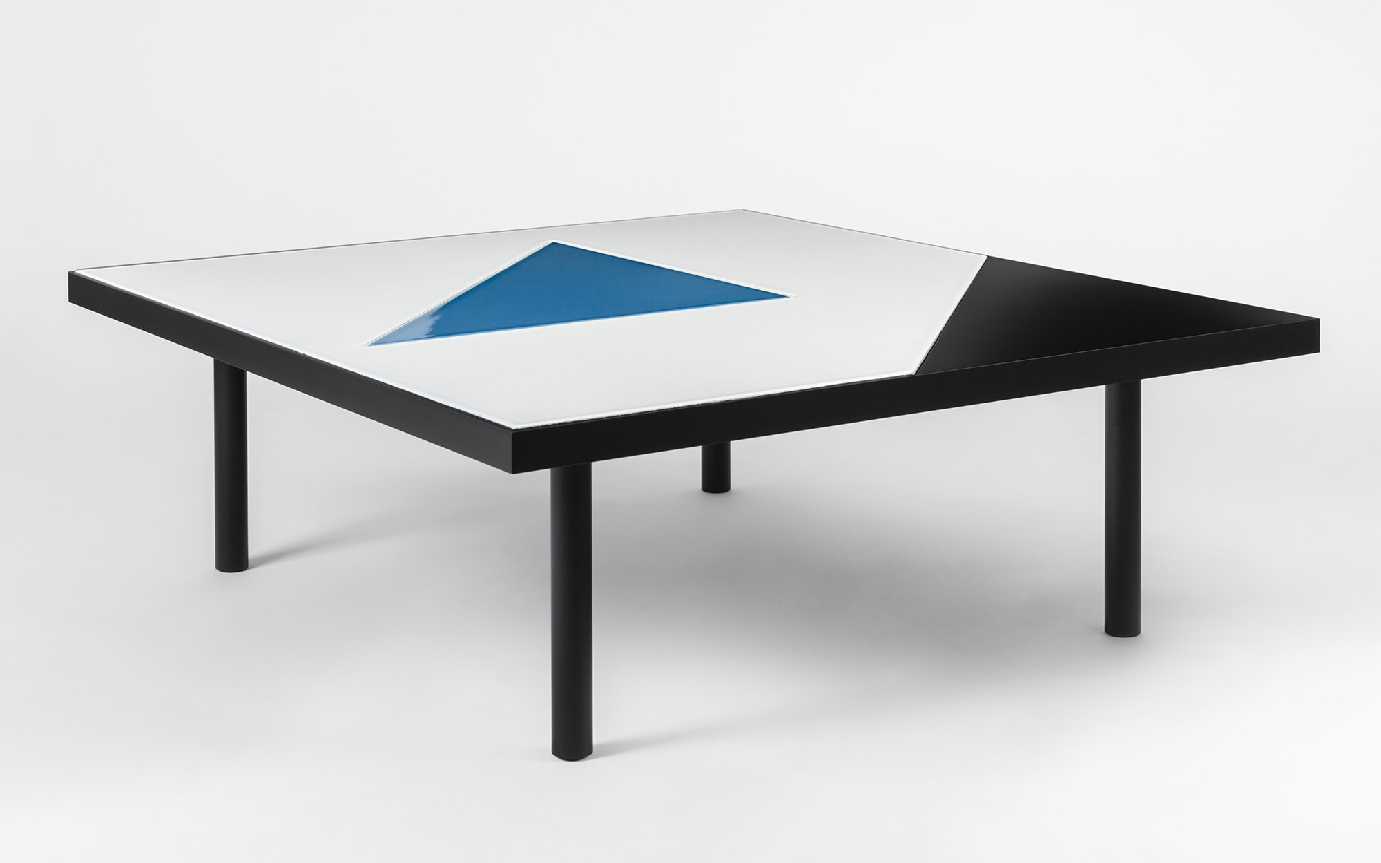 Pierre Charpin Translation Triangolo Coffee Table
