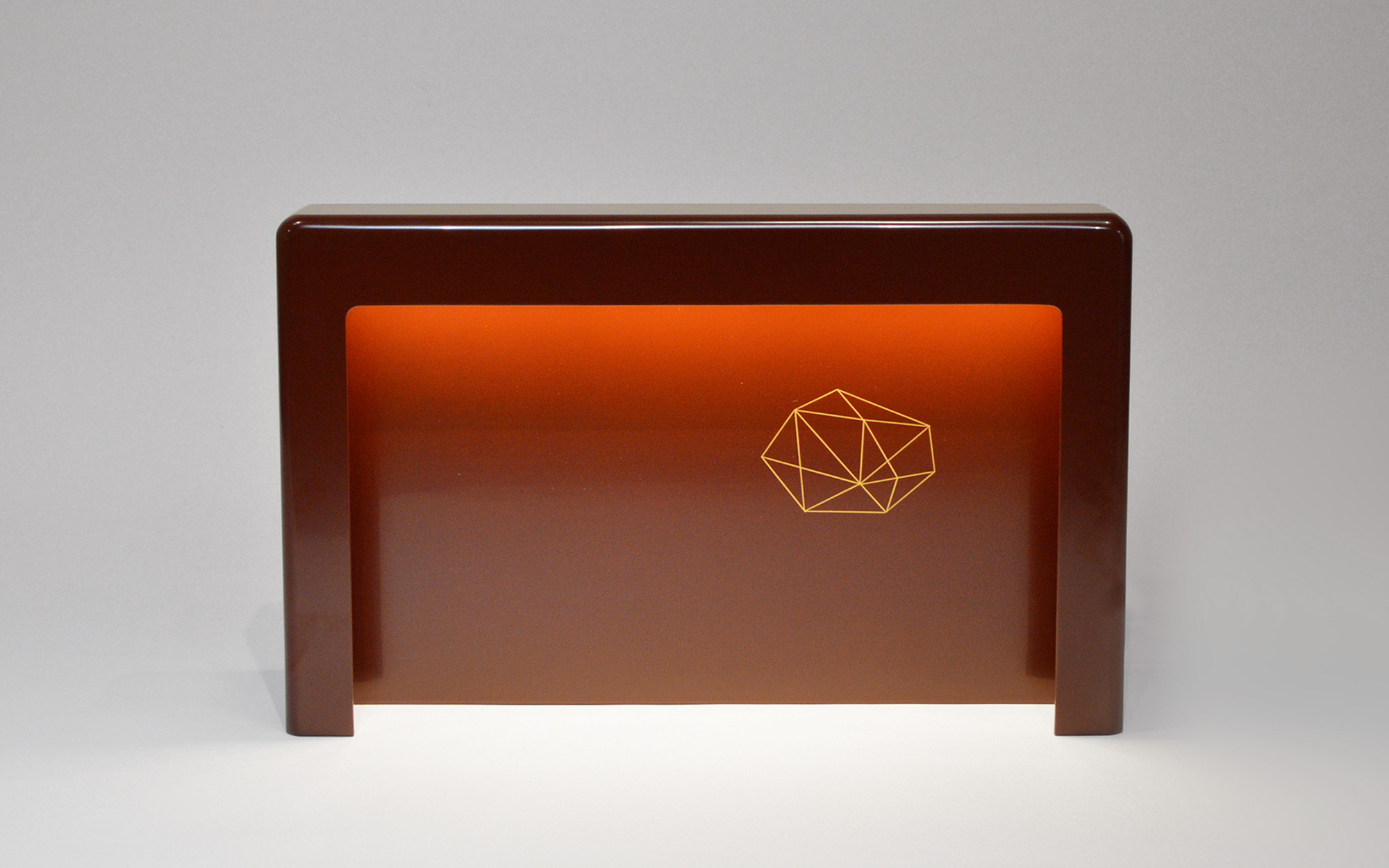 Ronan & Erwan Bouroullec Light Screen Urumi - Brown