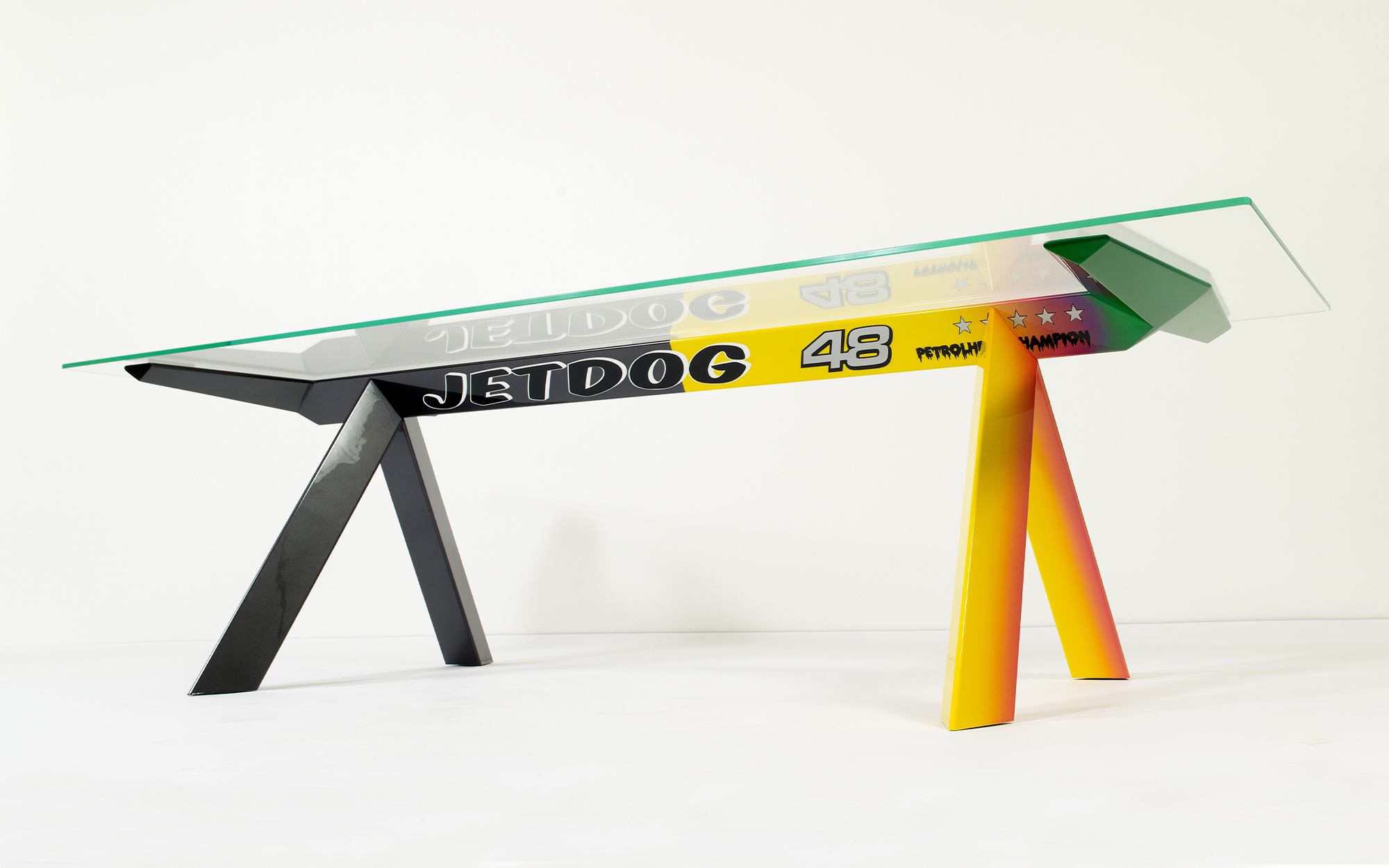 Konstantin Grcic Jetdog Table