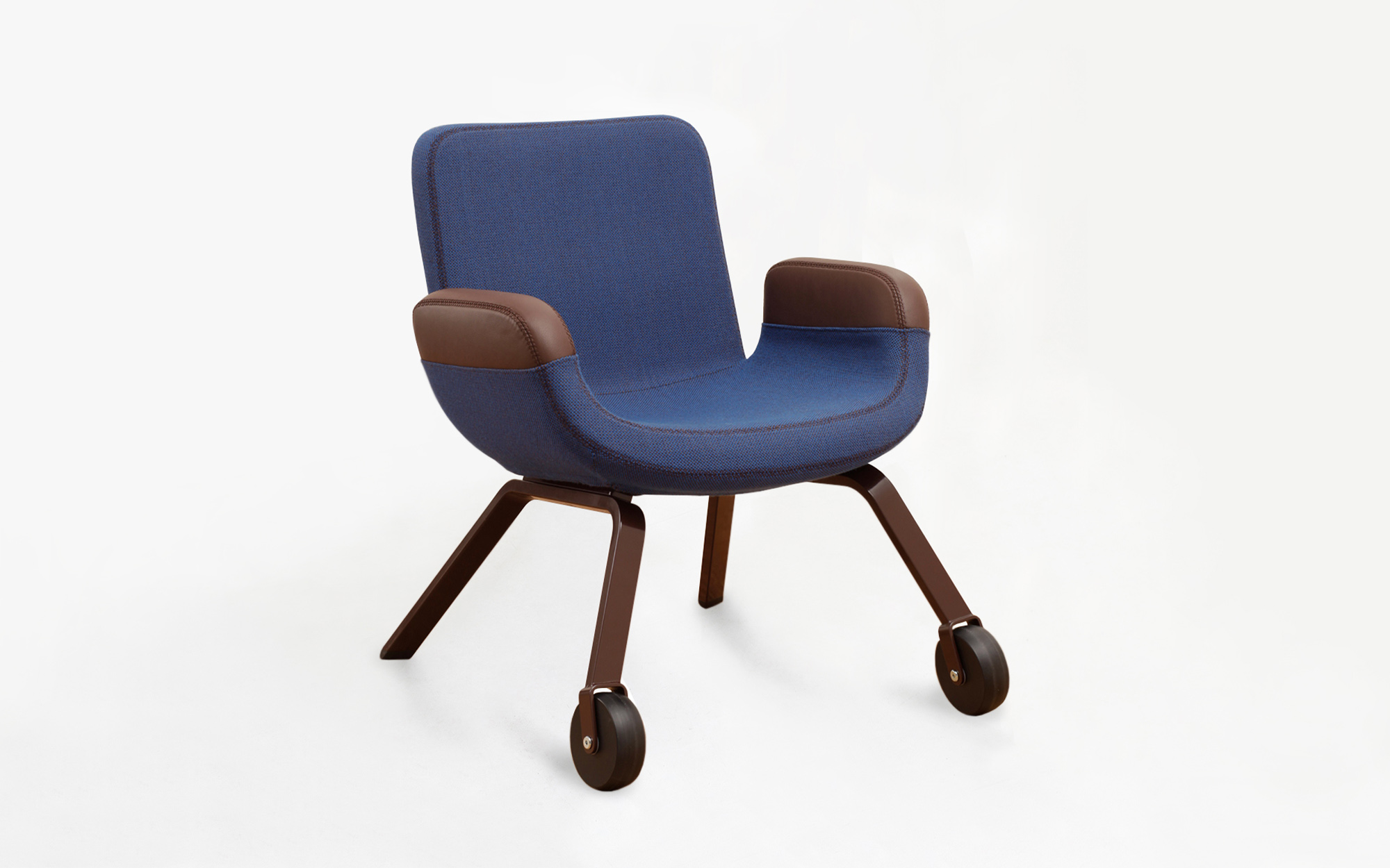 Hella Jongerius UN Lounge Chair