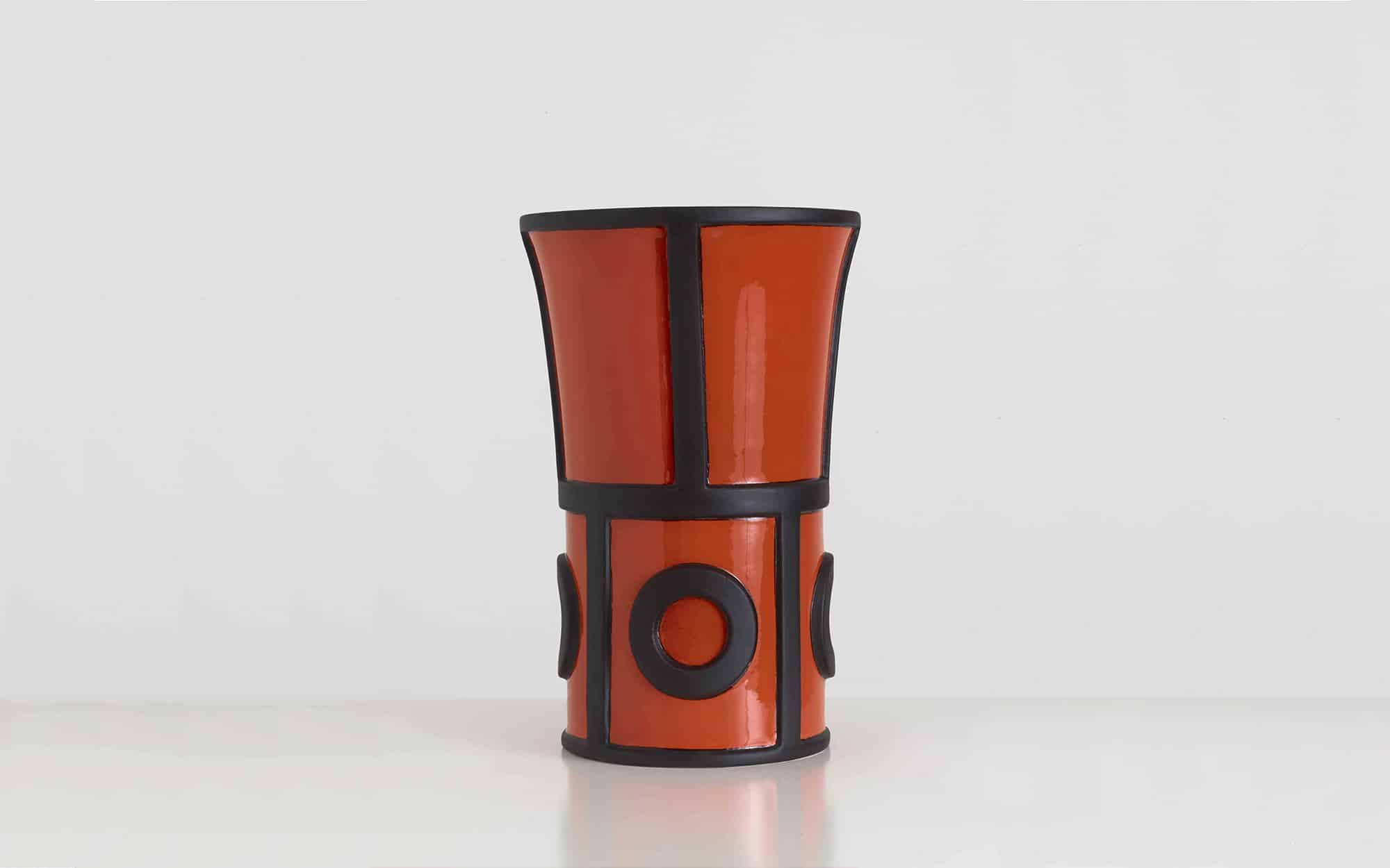 Olivier Gagnère Ring Vase Ancient Greece Bicolour