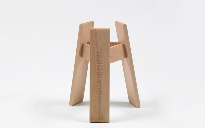 Pierre Charpin Occasional Stool