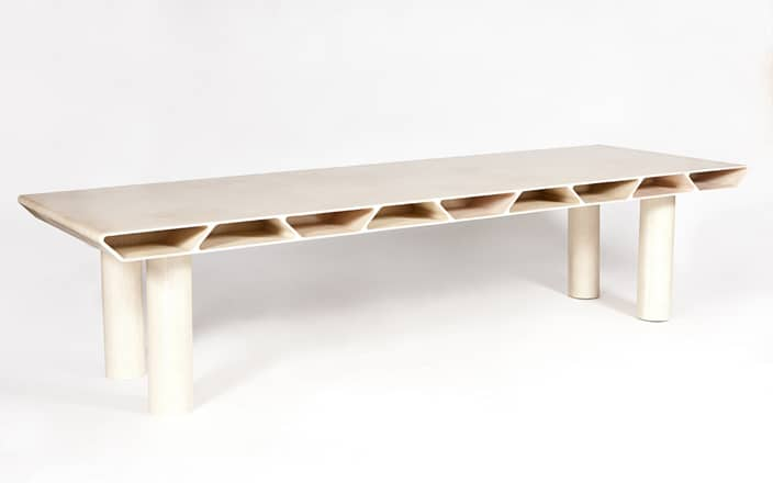 François Bauchet Cellae Table