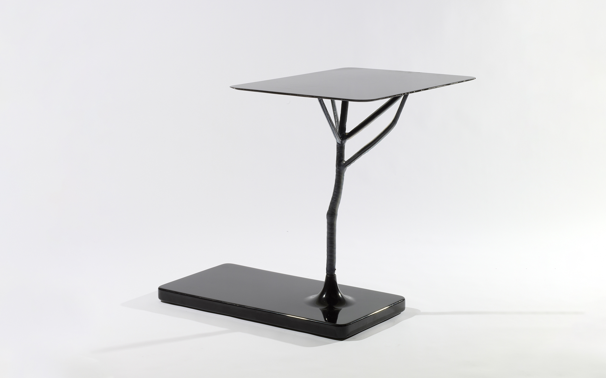 Studio Wieki Somers Frozen Hogweed Square Table