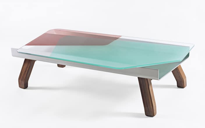 Hella Jongerius Dragonfly Coffee Table