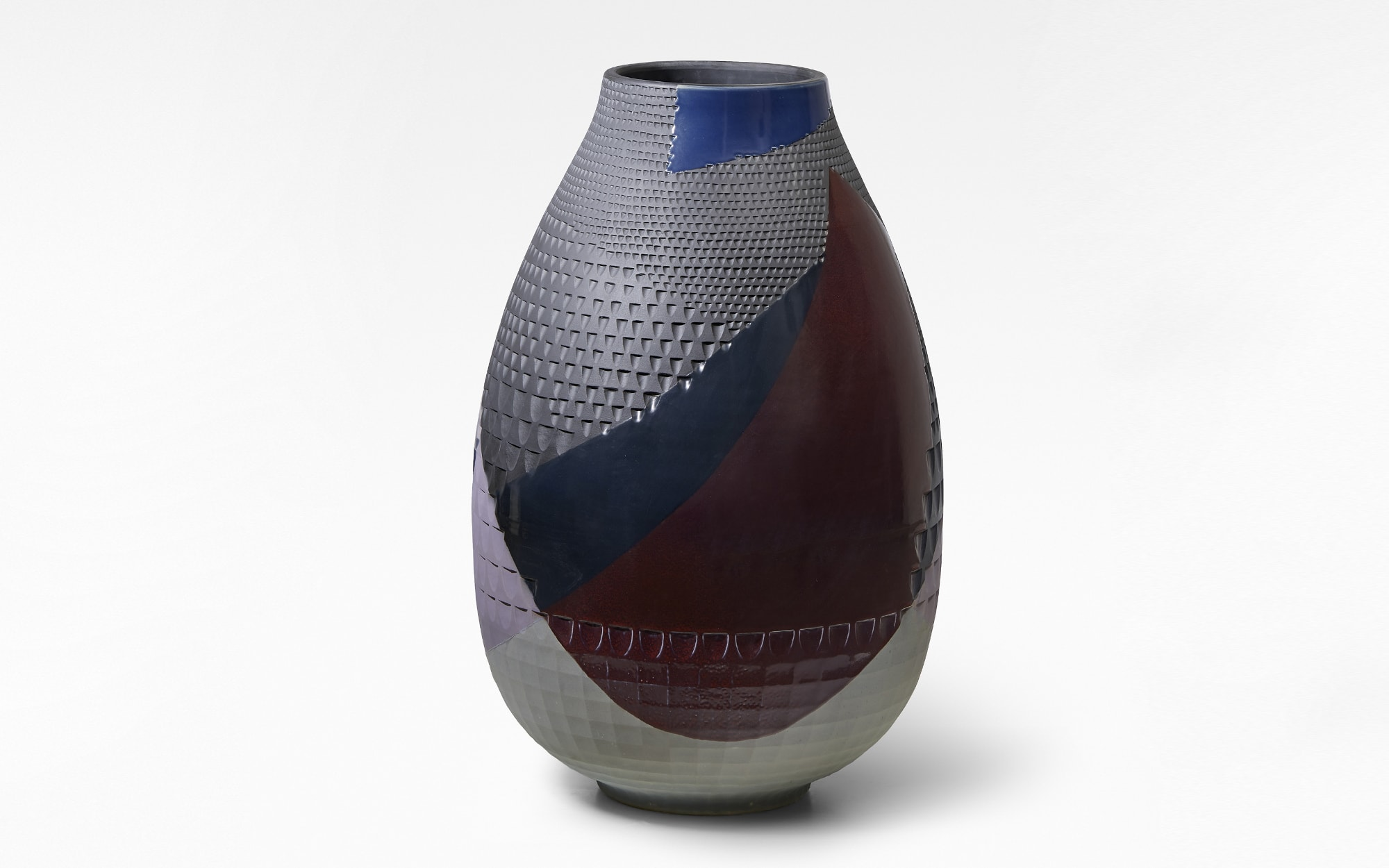Hella Jongerius Diamond Vase - Night