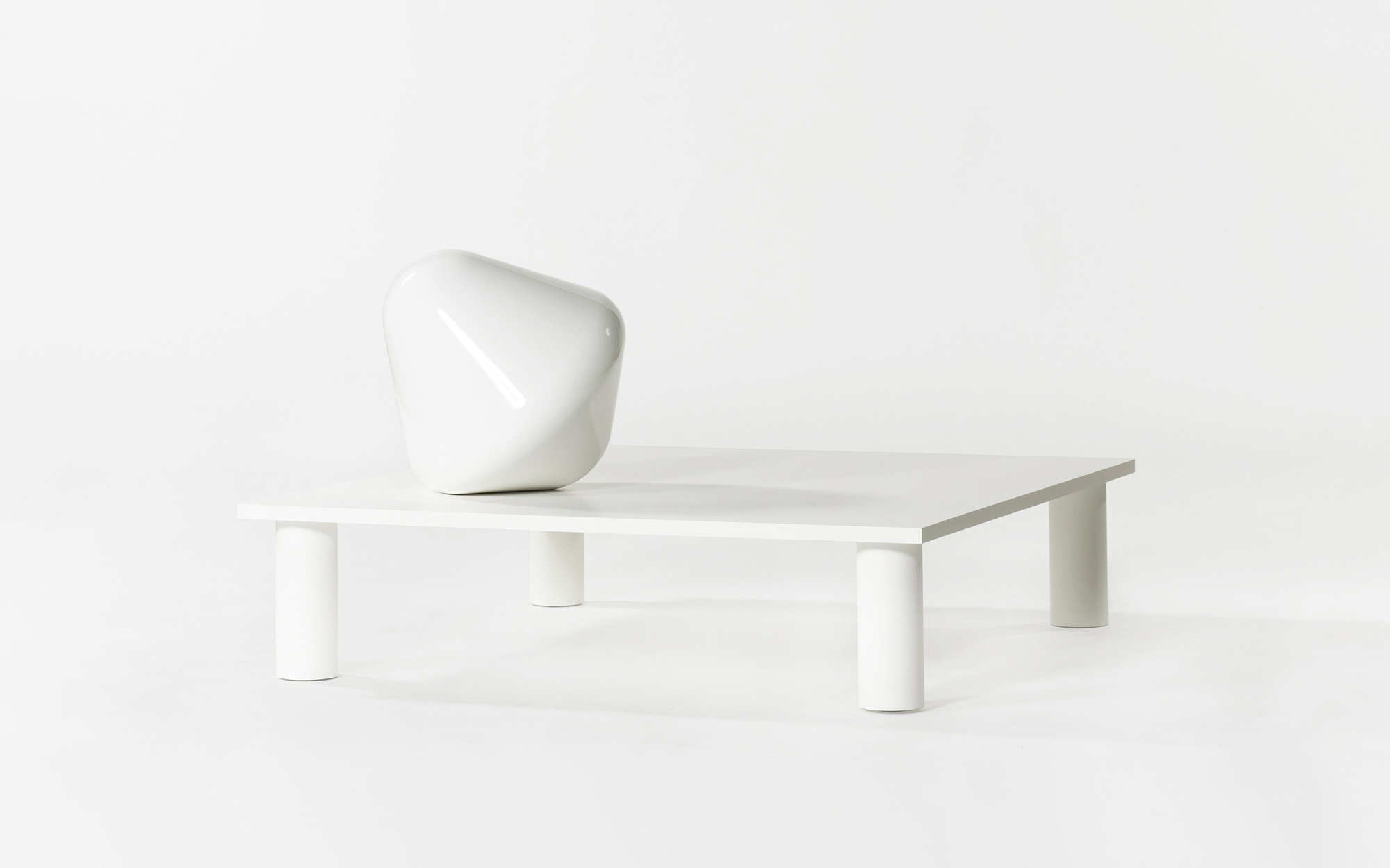 Pierre Charpin Ignotus Nomen Coffee Table