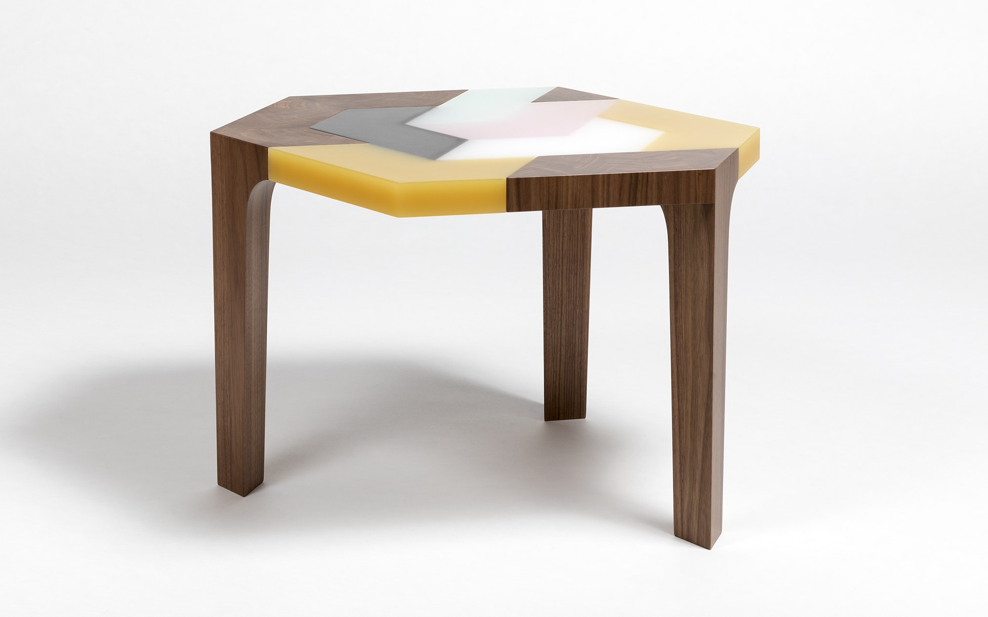 Hella Jongerius Mini Swatch Coffee Table