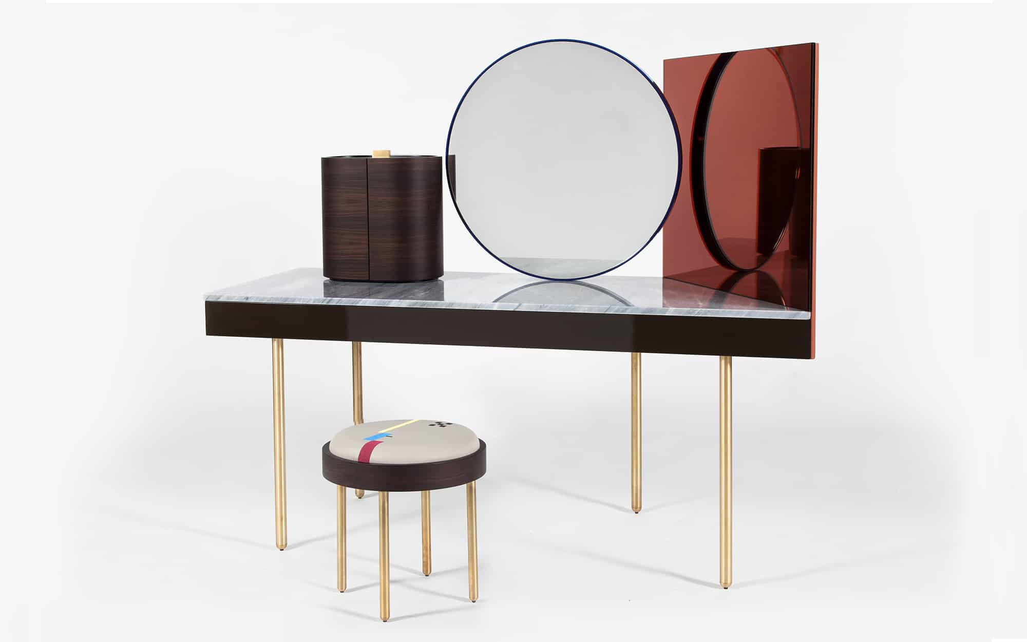 Nipa Jonathan Doshi Levien Chandlo Dressing Table