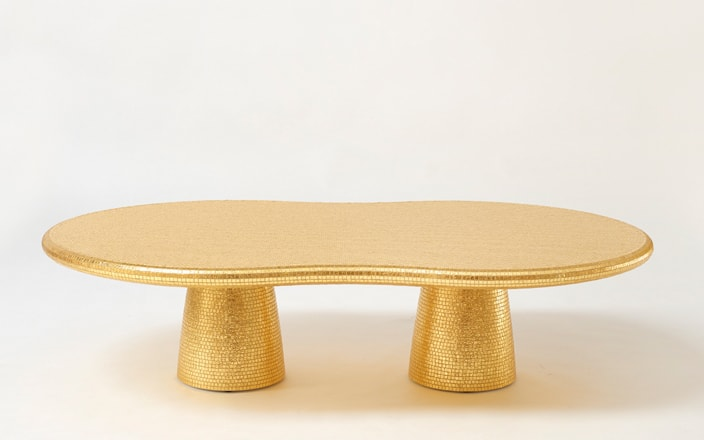 Alessandro Mendini Perugia Coffee Table
