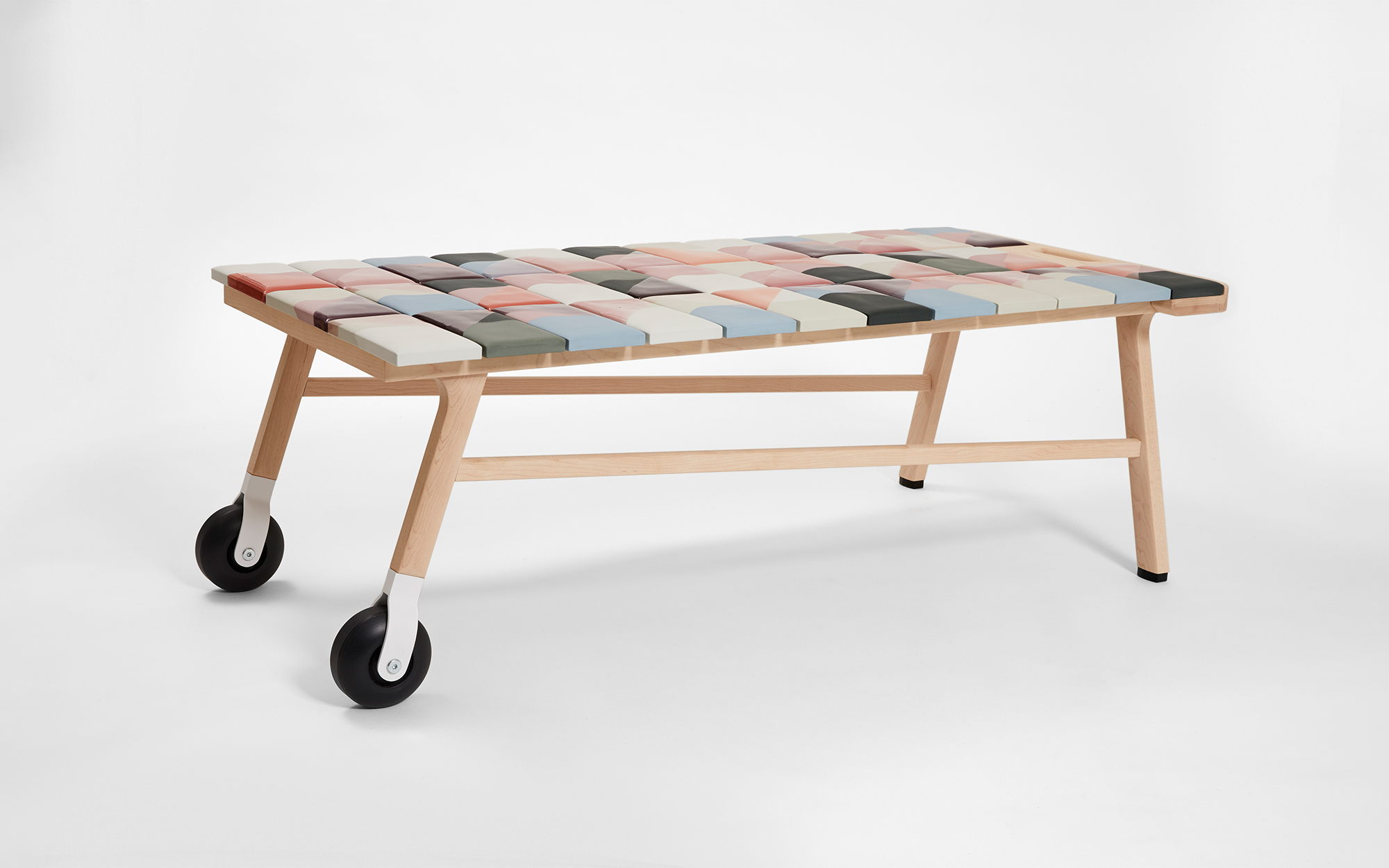 Hella Jongerius Tiles coffee table