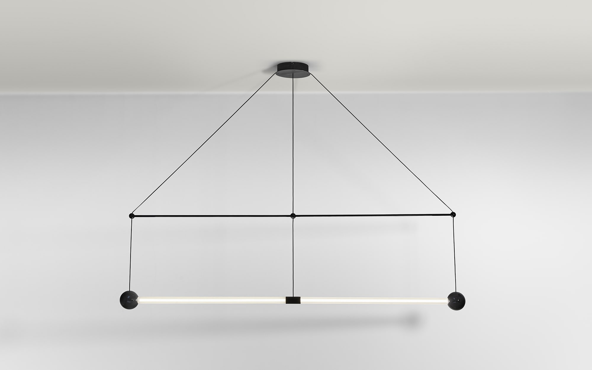 Pierre Charpin Trapeze 1 Ceiling light