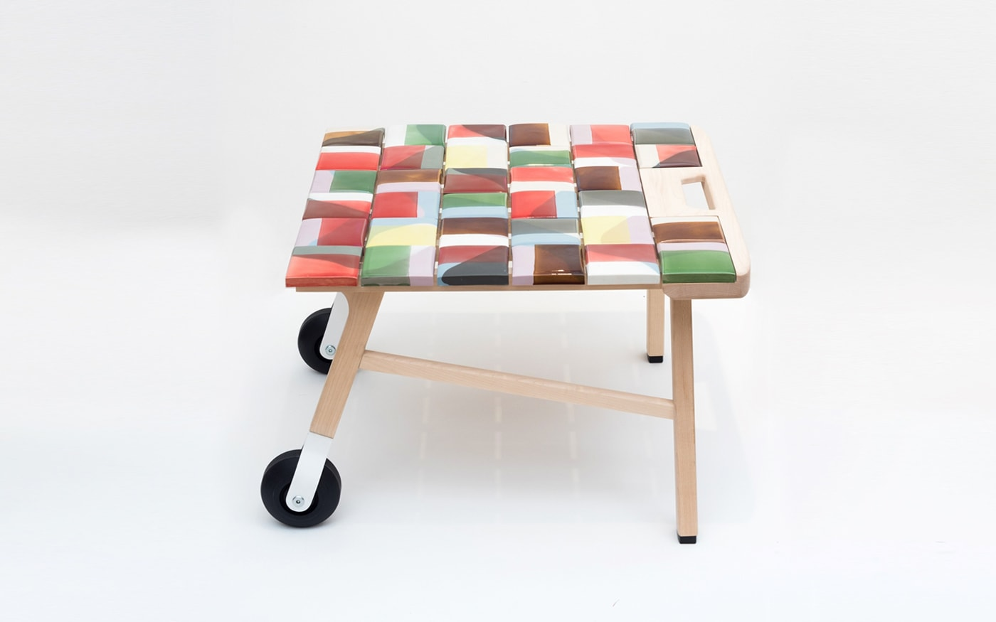 Hella Jongerius Tiles side table