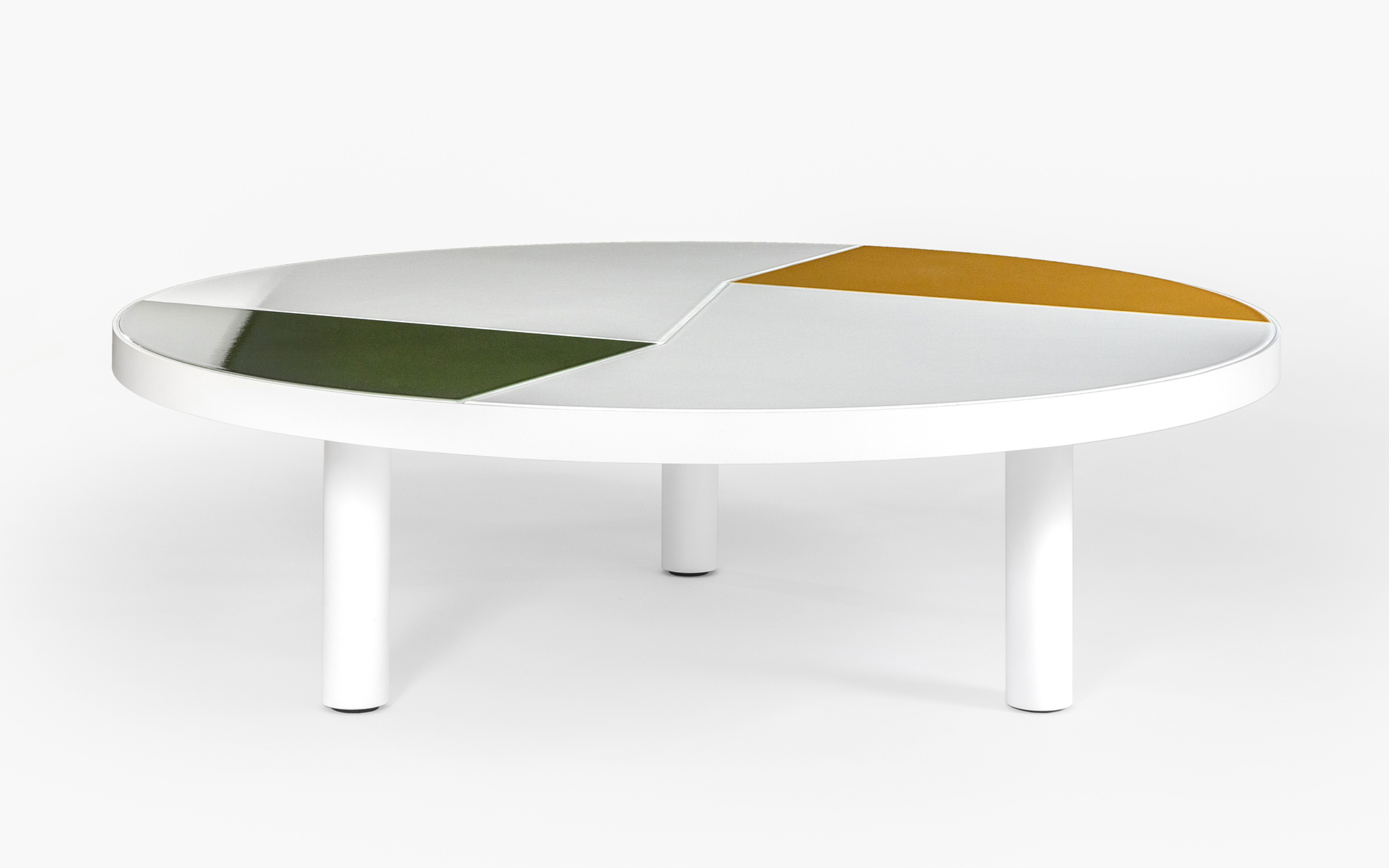 Pierre Charpin Fraction Coffee Table