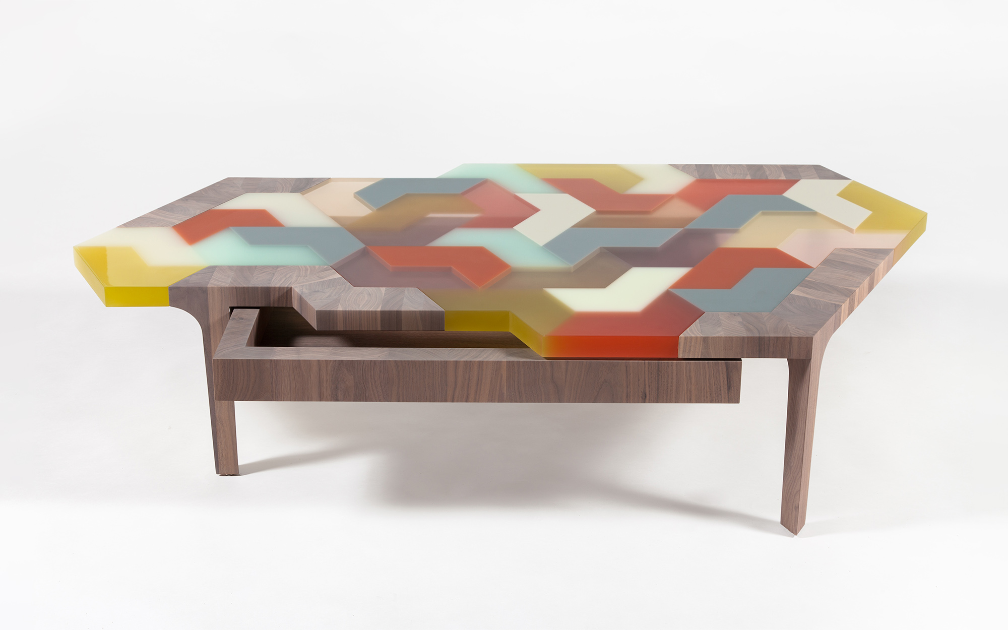 Hella Jongerius Swatch Coffee Table