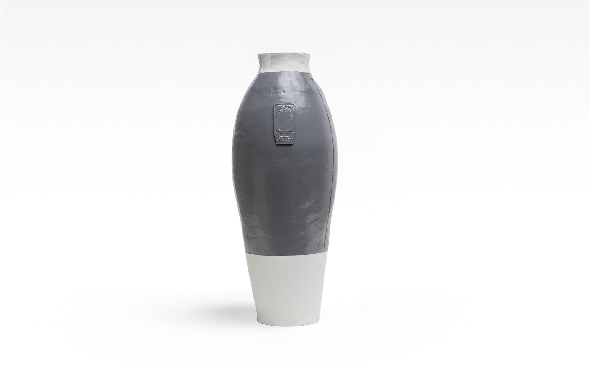 Hella Jongerius Colored vases RAL 7015 (SLATE GREY)