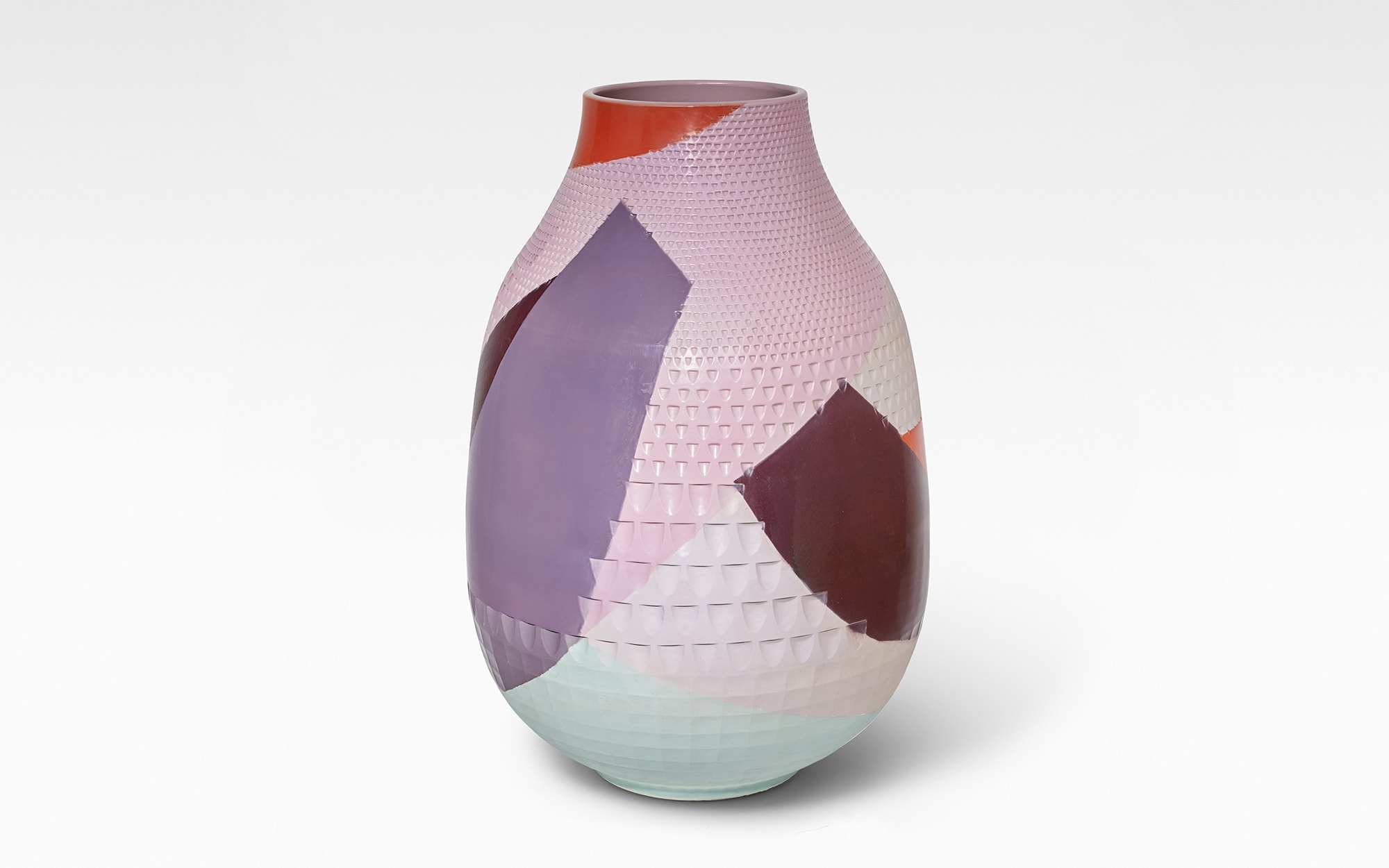 Hella Jongerius Diamond Vase - Day